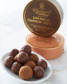 -3G1U Charbonnel ET Walker Boxed Chocolate Truffles
