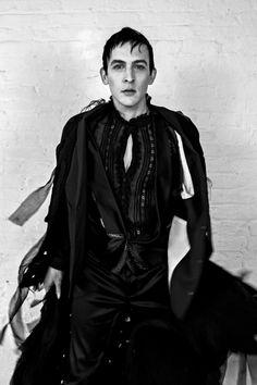 Oswald Cobblepot, aka Penguin-Gotham