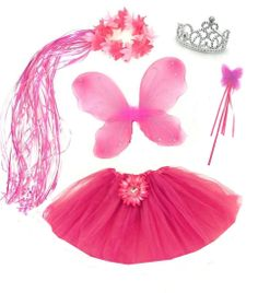 This is the perfect dress up costume for your favorite little Princess. She will have so much fun in this outfit. A perfect gift for a cute angel.