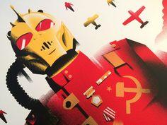 Alex Griendling - The Rocketeer II: Crimson Skies