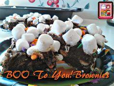Kandy's Kitchen Kreations: Happy Halloween!