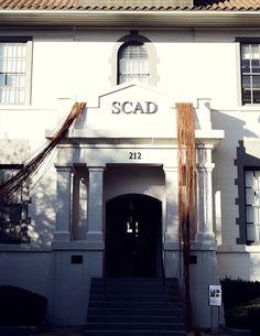 SCAD Fibers Open House #savannah #pepehall