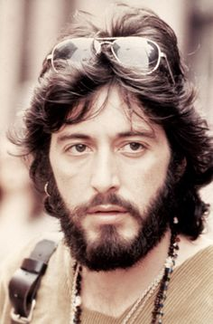 Al Pacino in Serpico 1973