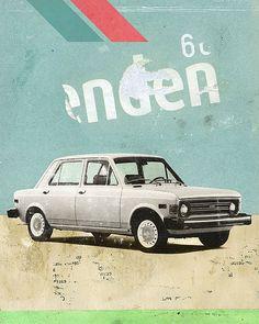 Fiat No.6, 2009 by Kareem Rizk, via Flickr