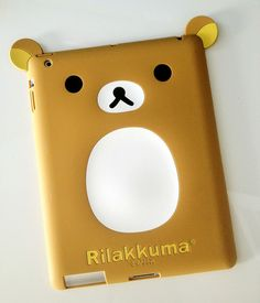 Rilakkuma iPad Case  I love this so much! I totally want to get this when I get my iPad! :)망고카지노 HERE777.COM 망고카지노 망고카지노 망고카지노 바카라