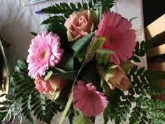 Blomster fra Karsten og Lotte
