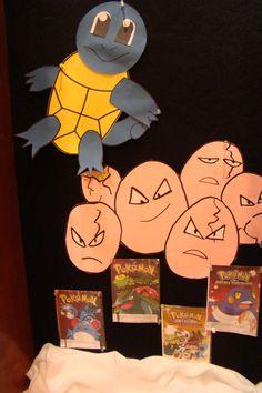 Children's August Display