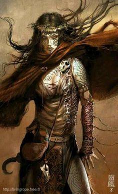 ... Warriors on Pinterest | Woman warrior Warrior women and Warriors