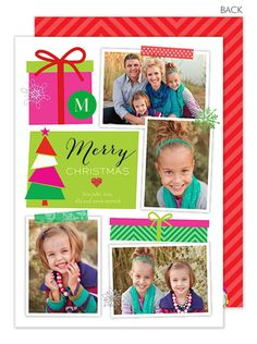 Perfect Present Holiday Photo Cards