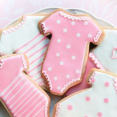 A fun baby shower recipe that your guests will love.. Its a girl cookies! Recipe from Grandmothers Kitchen.