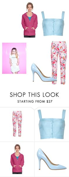 """""""Perrie Edwards"""" by mixer9713 on Polyvore featuring Vincenzo Allocca, Champion and Semilla"""