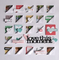 Elle's Studio - Little Moments Collection Check out this layout over on the Hey Little Magpie blog http://blog.heylittlemagpie.com/little-moments-from-elles-studio/
