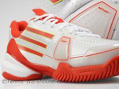 Adidas adizero Feather White/Orange Men's Shoe - $109.95 #Adidas