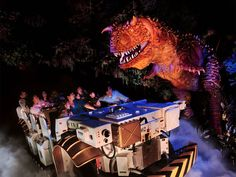 Rides at Walt Disney World | Wallpaper - Disney World