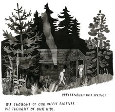 Carson Ellis illustrations are pretty much my favorite thing ever.