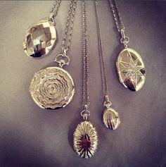 It's raining lockets #whatsinmylocket #monicarichkosann #silver