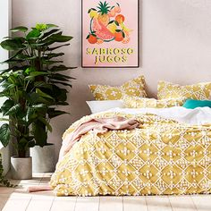 Home Republic - Casablanca Quilt Cover Tuscan Sun Casablanca, Bed Linen, Linen Bedding, Home Republic, Quilt Cover Sets, Bedroom Styles, New Furniture, Glamping, My Dream Home