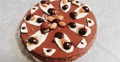 Csokis-banános torta SN Doughnut, Paleo, Desserts, Food, Tailgate Desserts, Deserts, Beach Wrap, Meals, Dessert