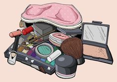 ༻⚜༺ ❤️ ༻⚜༺ MAKEUP | #BeautyObsessions #GirlyThings ༻⚜༺ ❤️ ༻⚜༺