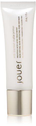 Jouer AntiBlemish Matte Primer 1 fl oz *** Check out the image by visiting the link. (Note:Amazon affiliate link)