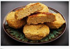 """My Vegan Kitchen: """"Hummusowe"""" kotlety z kaszy jaglanej i ciecierzycy"""