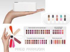 Creative Design for Makeup palette