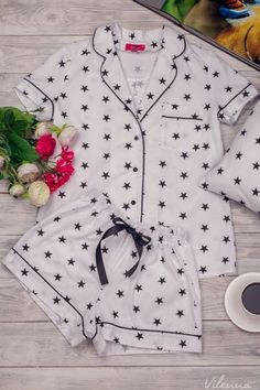 Cute Sleepwear, Lingerie Sleepwear, Nightwear, Cute Pjs, Cute Pajamas, Pajama Outfits, Casual Outfits, Fashion Outfits, Pyjamas