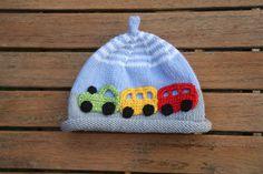 """Mützen - """"Tuf Tuf Die Eisenbahn!"""" Mütze für Kinder + Babys - ein Designerstück von -Wimmelkinder- bei DaWanda"""