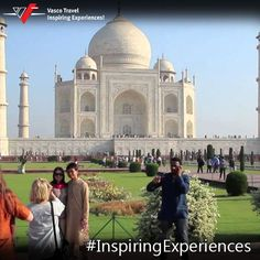 The Taj Mahal in #Agra took a whopping 22 years to build, with construction starting in 1632 and ending in 1653.