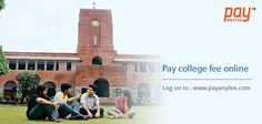 With Payanyfee,paying your child's college fee is extremely convenient. All you need is a working internet connection.