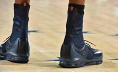 Kevin Durant Seen Wearing The Nike KD 8 Elite High  5fa6c6ae56e6