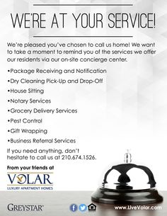 Volar is at your service!