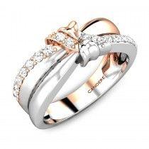 Kaleina Diamond Ring For Her