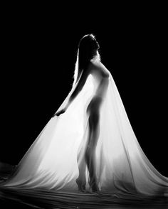 Any brides to be? I do have a cathedral length veil to play with for boudoir photography...Just request it!