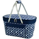 Found it at Wayfair - Trellis Collapsible Insulated Basket