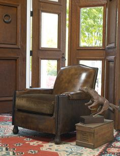 Handcrafted Furniture by Hancock and Moore - Woodmoore Chair