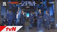 SNL KOREA 8 2PM 신곡 최초공개! Promise 160910 EP.2
