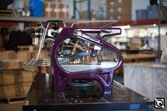 Whole Foods Vineyard Custom La Marzocco Strada Espresso Machine