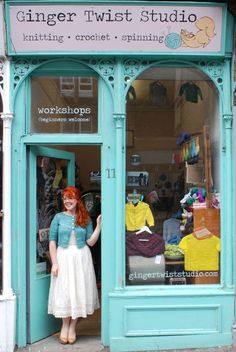 Can't wait for EYF to start, or: Where to Find Wool in Fife (& Glasgow) · Åsa Tricosa