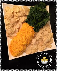 EASTER CHICKEN WING DIP