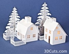 Tutorial - Tea Light Village Church — 3DCuts.com