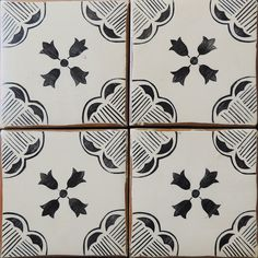 tabarka hand painted terracotta tile for classic interior wall decoration Laundry Room Tile, Room Tiles, Kitchen Tiles, Kitchen Floor, Terra Cotta, Tabarka Tile, Paris Metro, Metro Tiles, Make Color