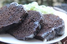 No one will know this moist, decadent chocolate cake is hiding a healthy dose of green veggies.