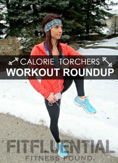 Fitness Roundup: Calorie Torchers - 6 pinnable workouts for blasting fat and calories. Killer Workouts, Toning Workouts, Easy Workouts, Exercises, Fitness Tips, Fitness Motivation, Paleo Fitness, Fitness Inspiration, Lose Fat Workout