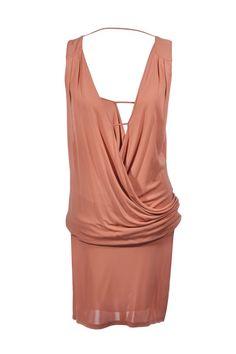 #PatriziaPepe | Sexy #Kleid mit tiefen #Rückenausschnitt, Gr. M | Patrizia Pepe Kleid | mymint-shop.com | Ihr Online #Shop für #Secondhand / #Vintage #Designerkleidung & #Accessoires bis zu -90% vom Neupreis das ganze Jahr #MYMINT