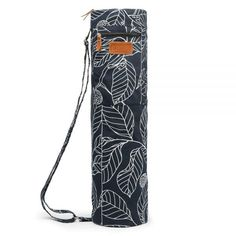 1414cf9e4012 ELENTURE Full-Zip Exercise Yoga Mat Carry Bag with Multi-Functional Storage  Pockets-