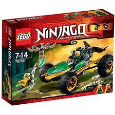 Lego Ninjago 70755 - Lloyds Dschungelräuber: Amazon.de: Spielzeug