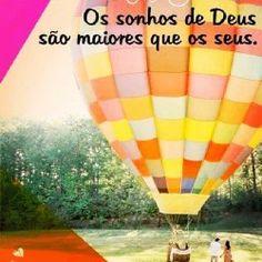 Os sonhos de Deus