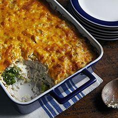 Trisha's Chicken Broccoli Casserole