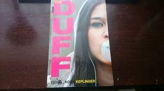 """The D.U.F.F"" escrito por Kody Keplinger."